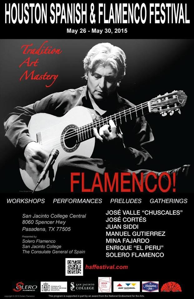 Houston Flamenco Festival Chuscales