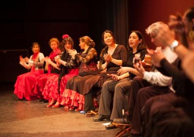 Mina Fajardo Espanola Flamenco Class-11