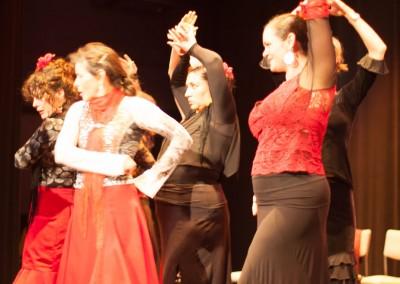 Mina Fajardo Espanola Flamenco Class-13