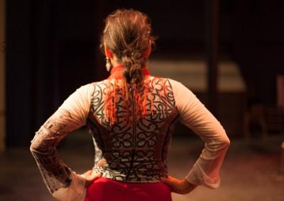 Mina Fajardo Espanola Flamenco Class-16