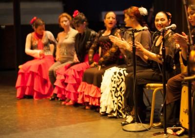 Mina Fajardo Espanola Flamenco Class-19