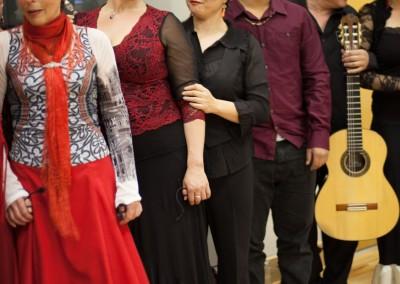 Mina Fajardo Espanola Flamenco Class-27