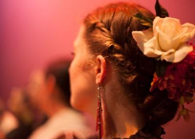 Mina Fajardo Espanola Flamenco Class-9