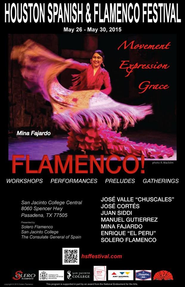 Houston Flamenco Festival 2015