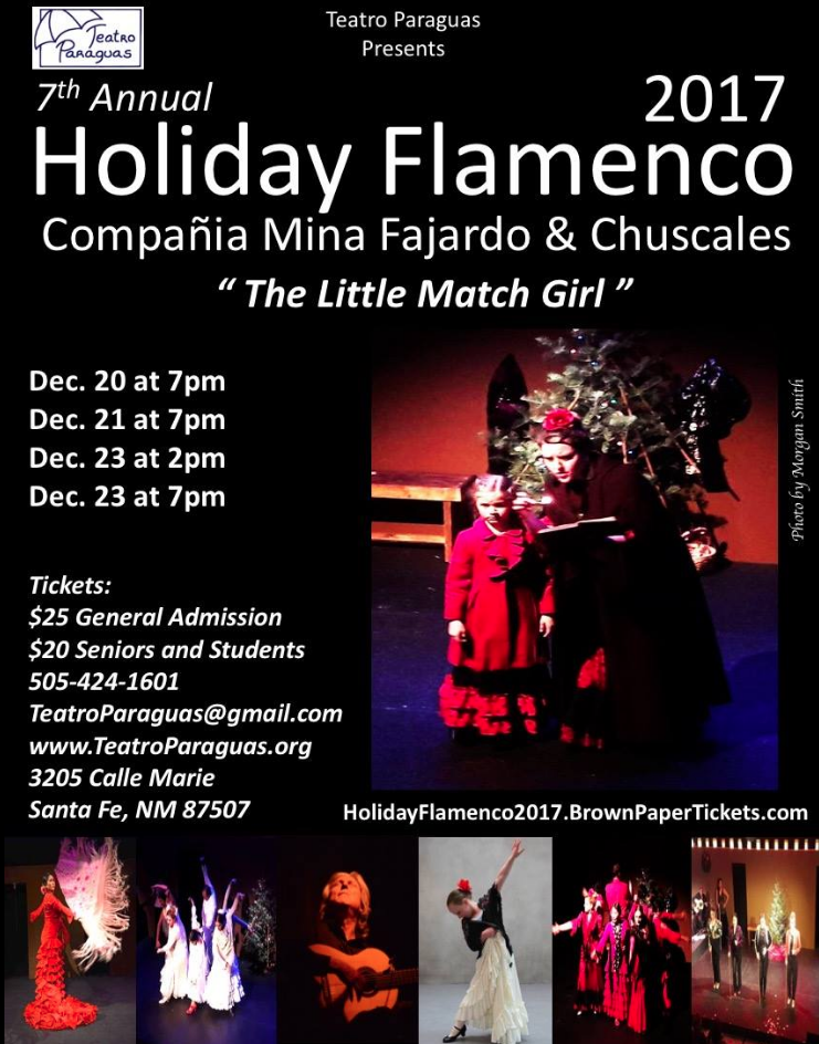 Flamenco at Taos Inn Mina Fajardo