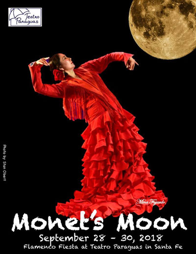 Monet's Moon, September 28th-30th 2018