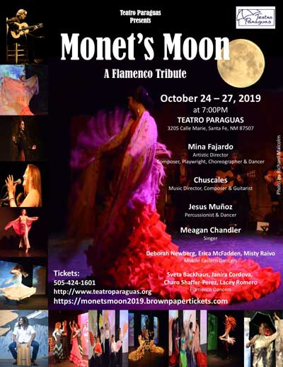 Monet's Moon: Flamenco